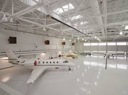 the top modern designs in aviation hangars themocracy