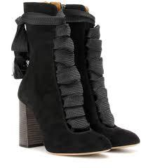 womens size 12 fringe boots