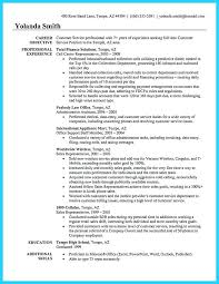 sample of resume for call center resume call center agent no