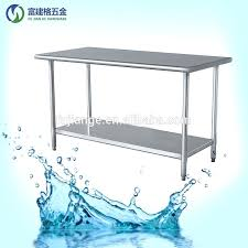 used stainless steel tables for sale stainless steel table work table drawer stainless steel table top
