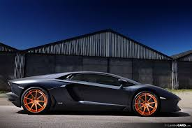 gold cars dmc launches gold plated wheels for lamborghini