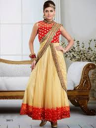 party wear latest party wear suits for indian girls 2015 by