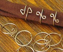 make wire rings images Wire wrap rings tutorial jewelry making journal jpg