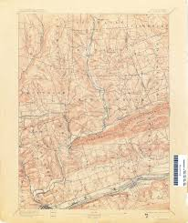 Pennsylvania City Map by