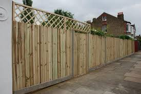 Fence Panels With Trellis Closeboard Fencing Panels Amazing Heavy Duty Close Board Fence