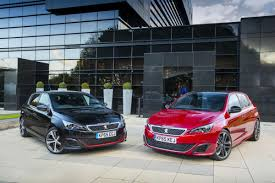 peugeot 308 gti white review peugeot 308 gti thp 270 york press