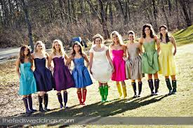 purple and orange wedding ideas red blue lime green yellow purple forest green orange hunter