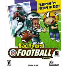 Amir Khan Backyard Sports Backyard Football Kids Who Made The Nfl The Yarde