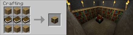Minecraft Enchanting Table Bookshelves Minecraft Guide Advanced Mining And The Magic Of Enchanting