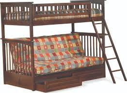 wooden futon bunk bed bonners furniture