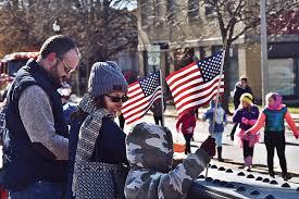 Chelsea Parade Honoring Veterans The Bennington Banner Bennington Breaking