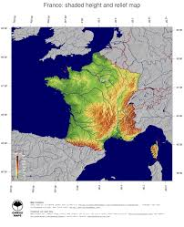 France And Germany Map by Map France Ginkgomaps Continent Europe Region France