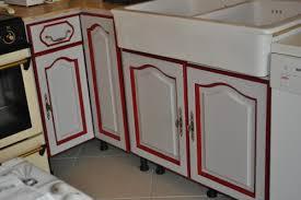 meuble cuisine repeint meubles cuisine repeints au coeur de