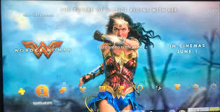 ps4 themes harley quinn other there is now a wonder woman theme for ps4 imgur