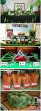 homemade minecraft invitations 107 best kaden minecraft birthday images on pinterest birthday