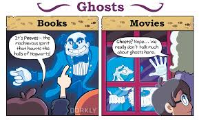 harry potter books vs movies dorkly post