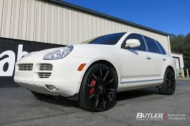Porsche Cayenne Wheels - porsche cayenne with 22in lexani css15 wheels exclusively from