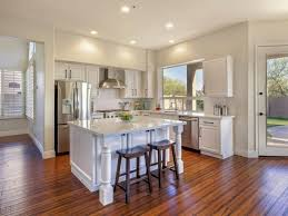 raised kitchen island impressive raised kitchen breakfast bar features rectangle shape