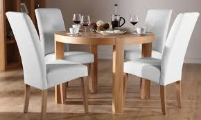 Oak Dining Table And Chairs This Year U0027s 622119482944 White Oak Dining Table And Chairs With