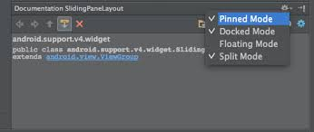 android documentation how can i view method information in android studio stack overflow