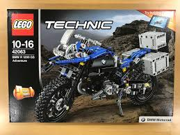 lego technic release lego technic bmw r 1200 gs adventure 42063 ebay