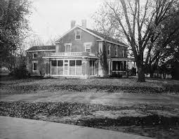 the farm house knapp u2013wilson house wikipedia