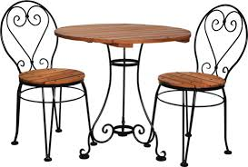 Wrought Iron Bistro Table And Chairs French Bistro Chairs Wrought Iron Chairs Kitchen Chairs