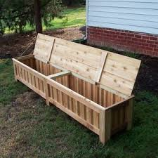 woodworking outdoor patio storage bench plans pdf free download