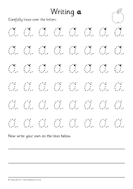 letter formation worksheets for early years sparklebox