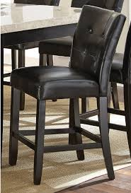 counter dining chairs montibello counter height dining chair espresso the brick