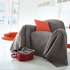 plaid canapé grande taille charmant jeté de canapé grande taille et plaid et jeta unis en coton