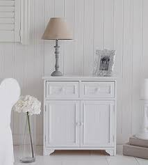 small white storage cabinet storage furniture with cupboard and 4 drawers country cottage hall