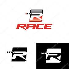 car race logo set u2014 stock vector artemon91 106296478