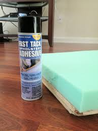 Glue For Upholstery How To Reupholster A Chair Seat