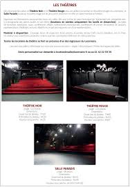 Plan De Travail 3m20 by Location De Salles Lucernaire