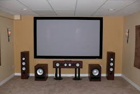 home theater front speakers home theater bar area bedroom and kids room kerala design media