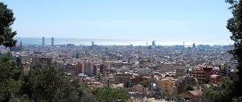 Barcelona City View   file barcelona city view jpg wikimedia commons