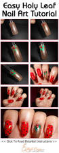 251 best leaf nail art gallery by nded images on pinterest