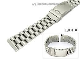 solid stainless steel bracelet images Watch strap eumc70 78055 20mm stainless steel eulit solid classic jpg