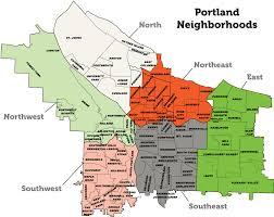 Portland Maps by Everything Technoccult Has On U0027urban U0027