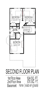 best 2 story 4 bedroom designs for low cost housing simple 2 bedroom house plan budget tiny low cost small narrow lot