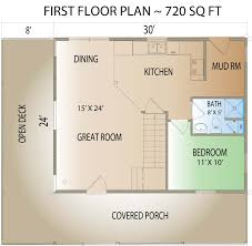 Floor Plans For Log Cabins Huron Log Cabin Plan By Countrymark Log Homes