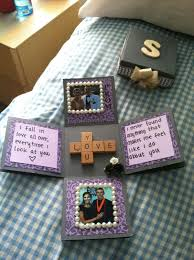 Gift Ideas For Him 15 Romantic Scrapbook Ideas For Boyfriend Hative