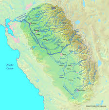 Usa Map Rivers by Maps Sierra Nevada Conservancy United States Physical Map The