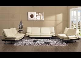 White Leather Recliner Sofa Modern Leather Sofa U2013 Threeseeds Co
