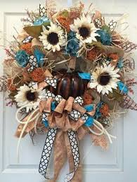 fall wreath ideas diy projects pretty diy fall wreaths burlap flower wreaths