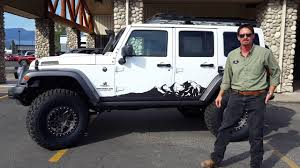 zombie hunter jeep american expedition vehicles jk350 20th anniversary edition youtube
