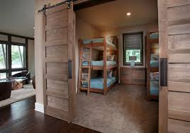 Saving Space And Staying Stylish With Triple Bunk Beds - Triple bunk bed wooden