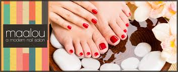 maalou is a nail salon in los angeles ca