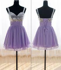 light purple short dress pretty lavender chiffon short sequined prom dress light purple